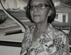 Nota de pesar pelo falecimento da irmã Alzira