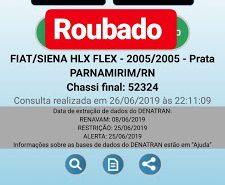 Três veículos são tomados de assalto em Macaíba na noite desta quarta-feira (26)
