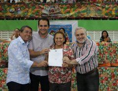 Monte Alegre é oficialmente a Capital Potiguar das Quadrilhas Juninas