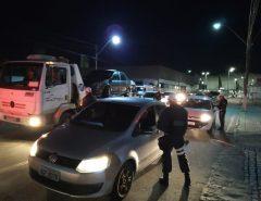 Lei Seca flagra 137 pessoas dirigindo alcoolizadas no RN; motorista bêbado atropelou homem em Assú