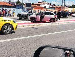 Assaltantes morrem em confronto com a PM na Zona Norte de Natal
