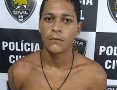Polícia Civil prende foragido da Justiça em São Gonçalo do Amarante