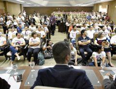 Candidatos pedem em audiência pública um cronograma do concurso da PM