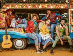 """Musical """"O Komboio do Sol"""" chega a Macaíba no próximo sábado (15)"""