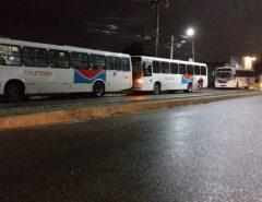 Homem faz arrastão em terminal e leva quase R$ 1 mil de cinco ônibus em Natal