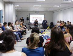 Profissionais do ISD participam de treinamento oferecido pelo SAMU RN