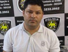 Polícia Civil do RN e PE prendem suspeito de receptação
