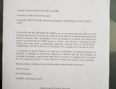 Governo do RN chama informações dele mesmo de boato, destaca blog