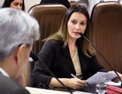 Deputada Cristiane Dantas voltou a denunciar descaso com o Varela Santiago