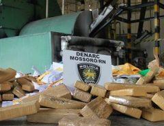 Polícia Civil incinera mais de 80 quilos de drogas em Mossoró