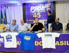 Diretórios municipais do PSDB no RN realizarão convenções na primeira semana de julho