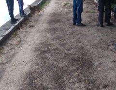 Polícia vai investigar se corpo encontrado dentro de lagoa é do jovem que foi raptado em Macaíba