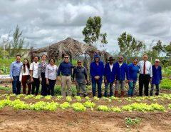 Projeto de ressocialização na comarca de Macaíba é visitado por avaliador do Prêmio Innovare