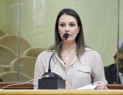 Deputada solicita a retomada da patrulha Maria da Penha