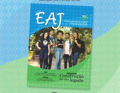 Escola Agrícola de Jundiaí lança Revista EAJ