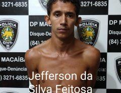 Polícia Civil prende dupla por posse ilegal de arma e receptação em Macaíba
