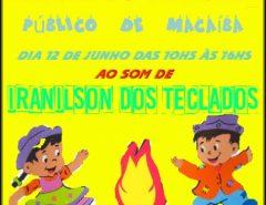"""Primeiro """"Arraiá Du Mercado"""" será realizado amanhã (12) em Macaíba"""