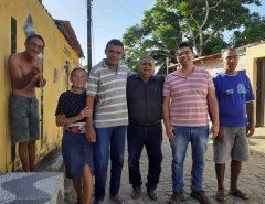 Gerson Lima busca melhorias para Mangabeira e Loteamento Novo Alecrim