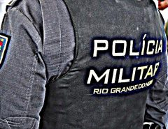 Polícia Militar apreende arma de fogo em Parnamirim