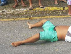 Motociclista é assassinado a tiros em Macaíba