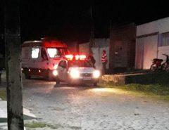 Dois homens são baleados em atentado em Macaíba