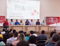 Região Agreste recebe caravana do Plano Plurianual para consulta pública