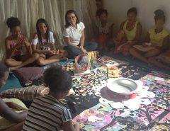 Ação do Barriguda ganha prêmio no Paraguai