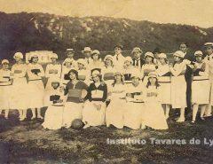Fotografia histórica é uma prova de que o futebol feminino começou no RN