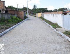 Informe Publicitário: Prefeitura realiza novas obras de pavimentação em Riacho do Sangue