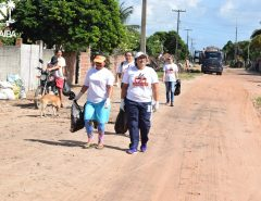 Macaíba: Assentamento Eldorado dos Carajás recebe projeto Sexta-feira sem Aedes