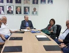 SIN e UFRN discutem viabilidade do Parque Tecnológico, em Macaíba