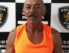 Polícia Civil prende homem por tentativa de homicídio em São José de Mipibu