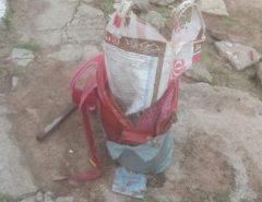 Cabeça humana é encontrada em bolsa abandonada na Grande Natal