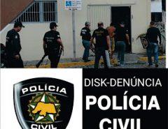 Polícia Civil resgata vítima de assalto e recupera veículo roubado entre Macaíba e Parnamirim