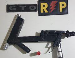 Polícia Militar detém homem por porte ilegal de arma de fogo em Nova Cruz/RN