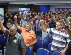 Policiais Civis aprovam paralisação no dia 24 e cobram diálogo com Governo do RN