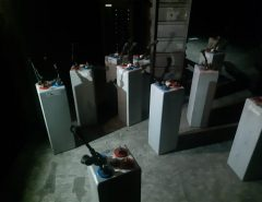 PM detém quadrilha especializada em furtos de baterias de alto desempenho