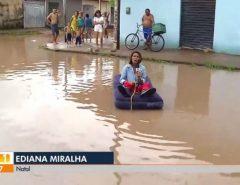 TV Ponta Negra contrata repórter Ediana Miralha