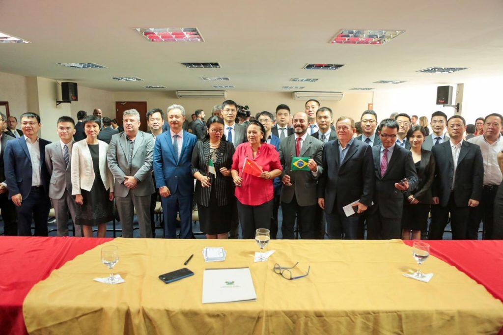 Resultado de imagem para Governo do RN apresenta potenciais e estreita laços com o mercado chinês