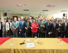 Governo do RN apresenta potenciais do Estado e estreita laços com o mercado chinês