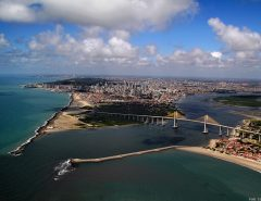 Água Azul: Boletim da Balneabilidade aponta a praia da Redinha como imprópria