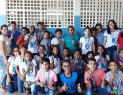 I Torneio Interno de Xadrez da Escola Municipal Manoel Luiz de Araújo