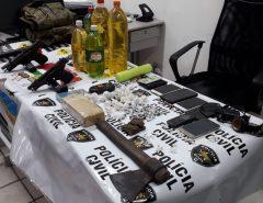 Cinco suspeitos morrem em confronto com policiais na Grande Natal