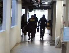 Operação da PF combate grupo suspeito de roubos a bancos no RN e na PB