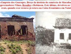 MACAÍBA – UM POUCO DE SUA HISTÓRIA – I