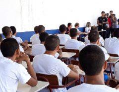 Ressocialização: todas as unidades prisionais do RN aderem ao ENCCEJA 2019