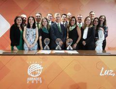 Cosern é reconhecida como Melhor Distribuidora do Nordeste e Segunda Melhor do Brasil