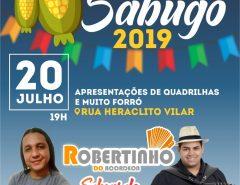 Macaíba: retorno da Festa do Sabugo acontecerá no dia 20 deste mês