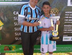 Macaibense campeão da Copa Sul-Americana de Futebol