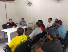 Emídio Jr. e moradores reivindicam melhorias para Segurança Pública de Macaíba